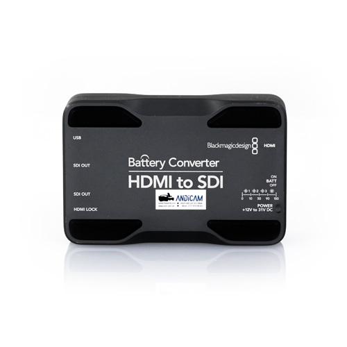 Blackmagic Design Battery HDMI to SDI