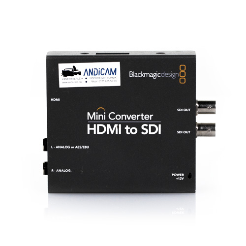 Blackmagic Design HDMI to SDI